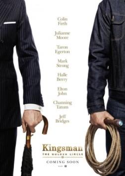 Kingsman 2: Le Cercle d'or (2017)