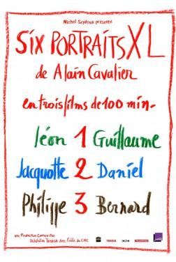 Six portraits XL : 3 Philippe et Bernard (2018)