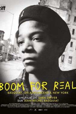Boom For Real: The Late Teenage Years of Jean-Michel Basquiat (2018)